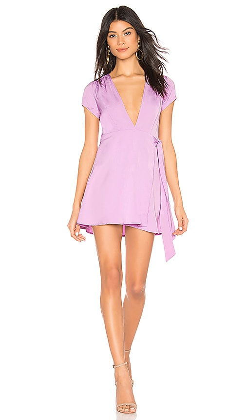 Kaia Wrap Dress
