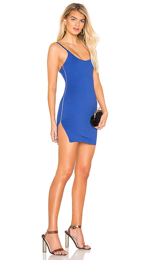 Clara Side Zip Bodycon
