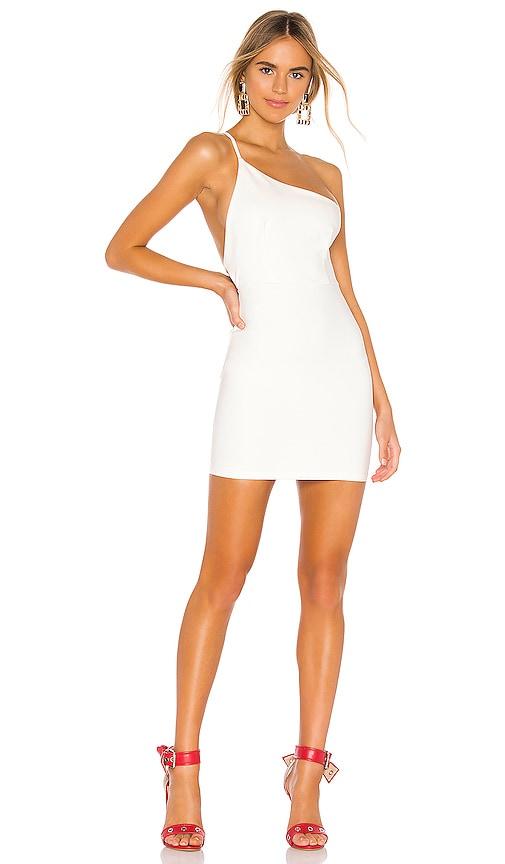 Brigette One Shoulder Dress