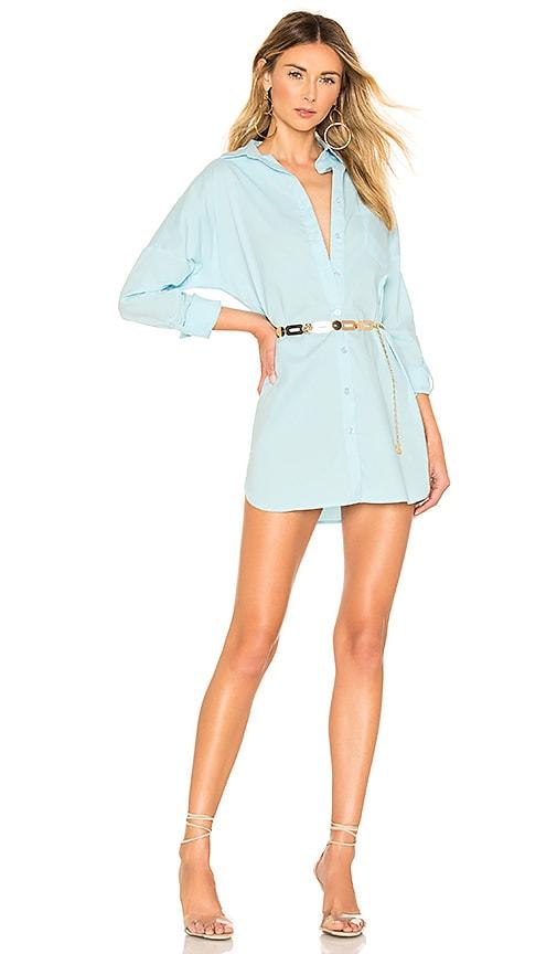 Miranda Button Up Dress