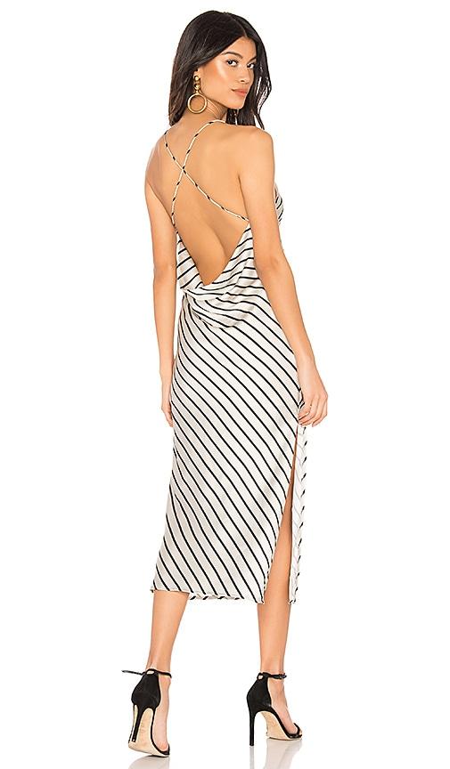 Paloma Cowl Back Dress