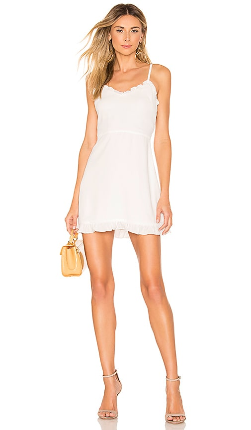 Charlee Frill Cami Dress