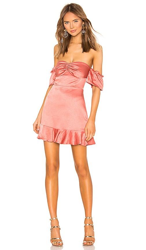Tammie Off Shoulder Dress