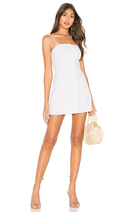 Blaire Button Up Dress