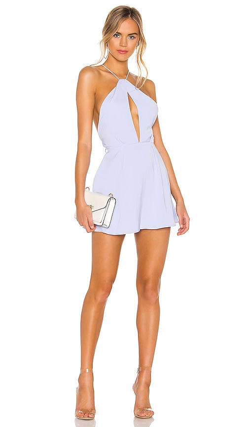 Tiara Halter Dress