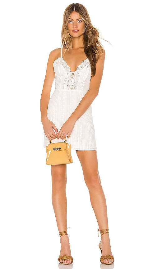 Alexi Eyelet Dress