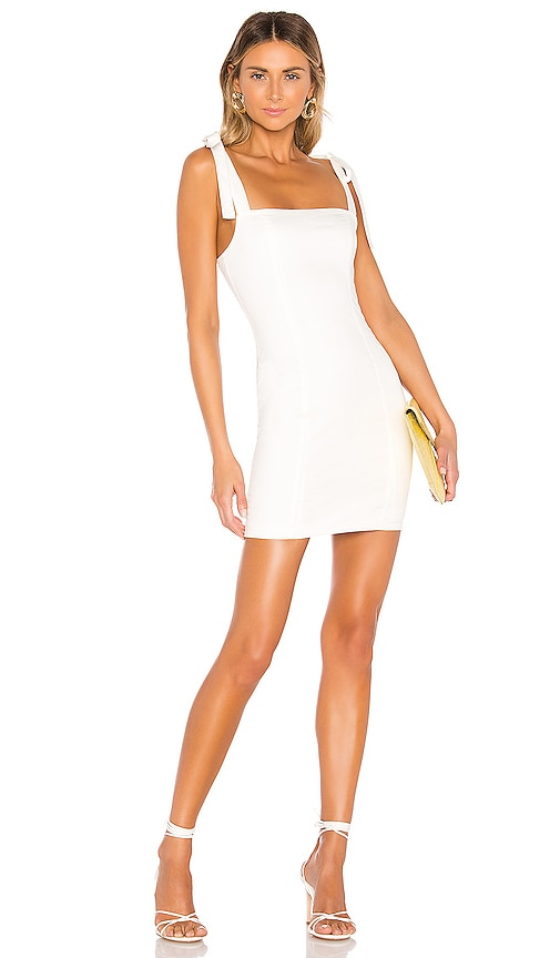 Siona Tie Strap Dress