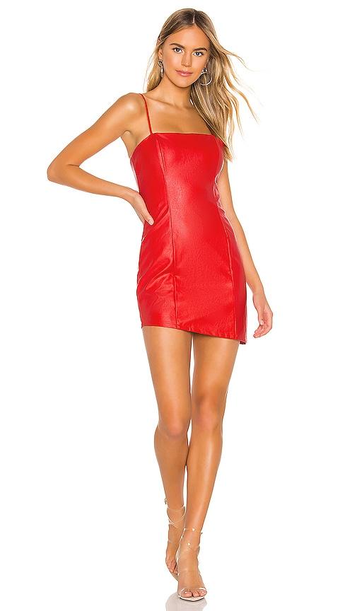Maritza Asymmetrical Dress
