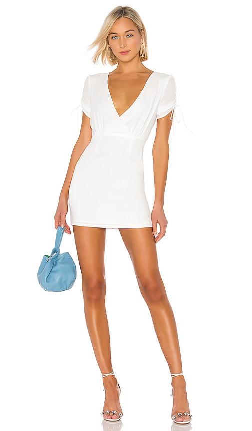 Selma Keyhole Mini Dress