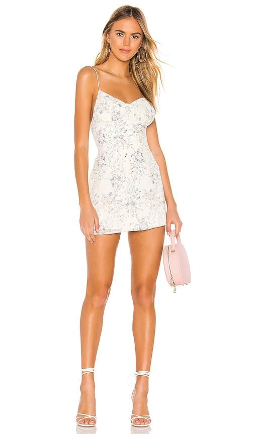 Eilena Fit & Flare Dress