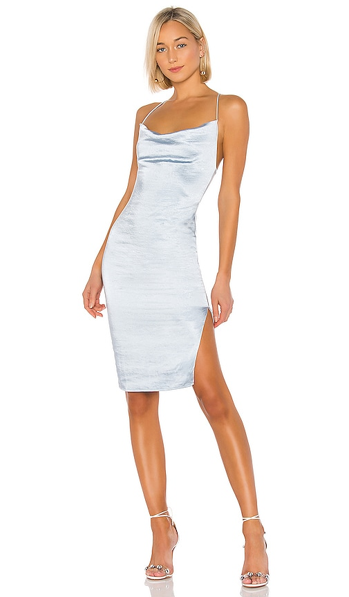 Superdown Billie Drape Midi Dress In Dusty Blue Revolve A wide variety of cute midi dresses options are available to you, such as feature, decoration, and technics. billie drape midi dress