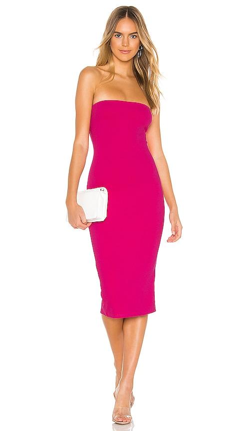 Lilian Strapless Dress