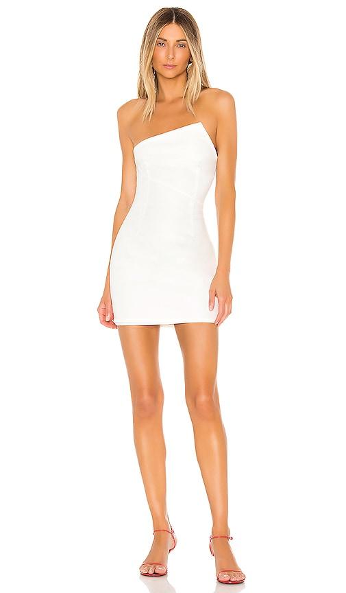 Quincy Strapless Mini Dress