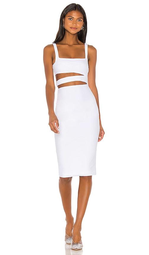 Winona Midi Dress by Superdown