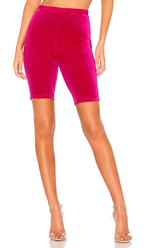 Alamae Velour Shorts