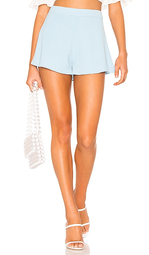 x Chantel Jeffries Amanda Flutter Shorts