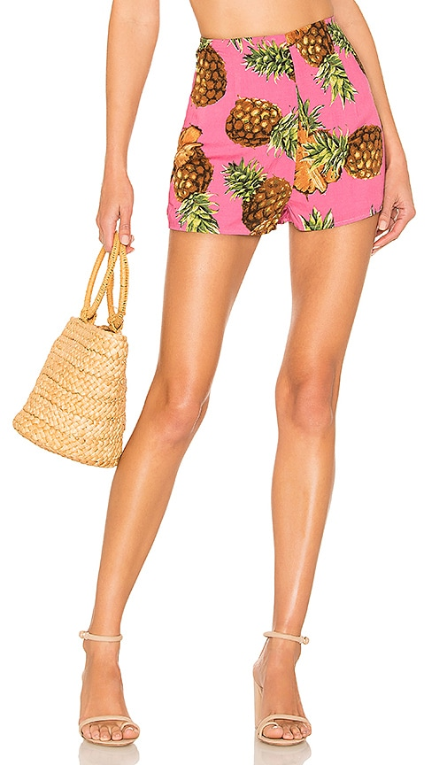 Lucia Hot Shorts