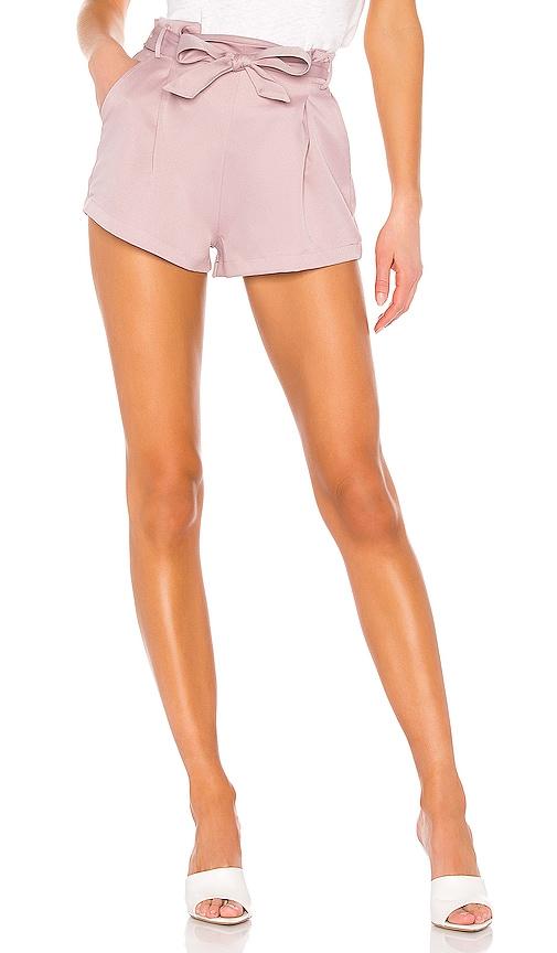 Katerina Paper Bag Shorts