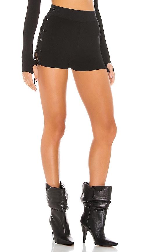 Tasha Lace Up Hot Short