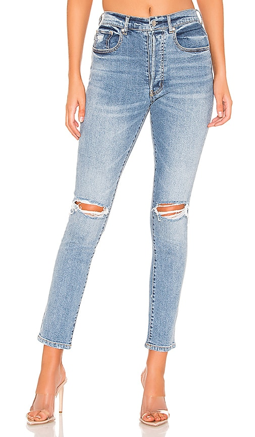 Kennedy Distressed Jeans by Superdown