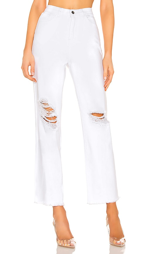 Angel Straight Leg Jeans