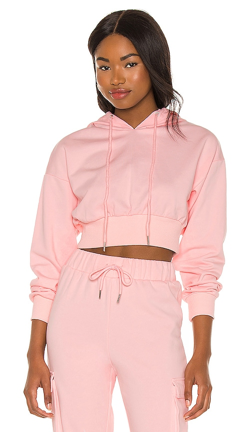 Superdown ANGELIA CROPPED SWEATSHIRT