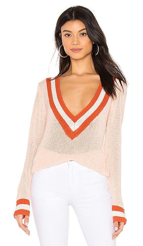 Bobbie V Neck Sweater