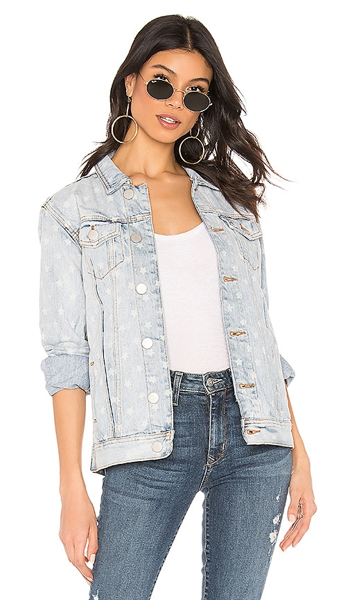 Kirsten Star Denim Jacket