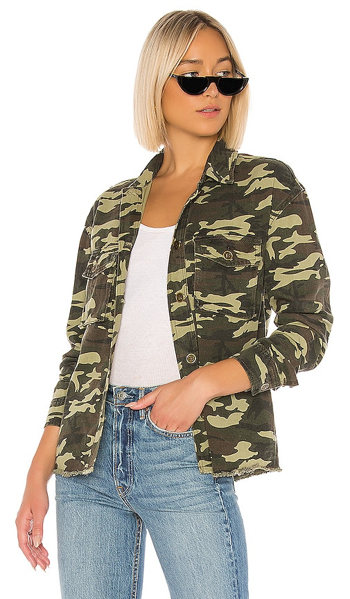 Adley Button Up Jacket