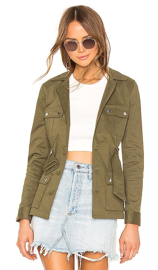 Trista Belted Jacket