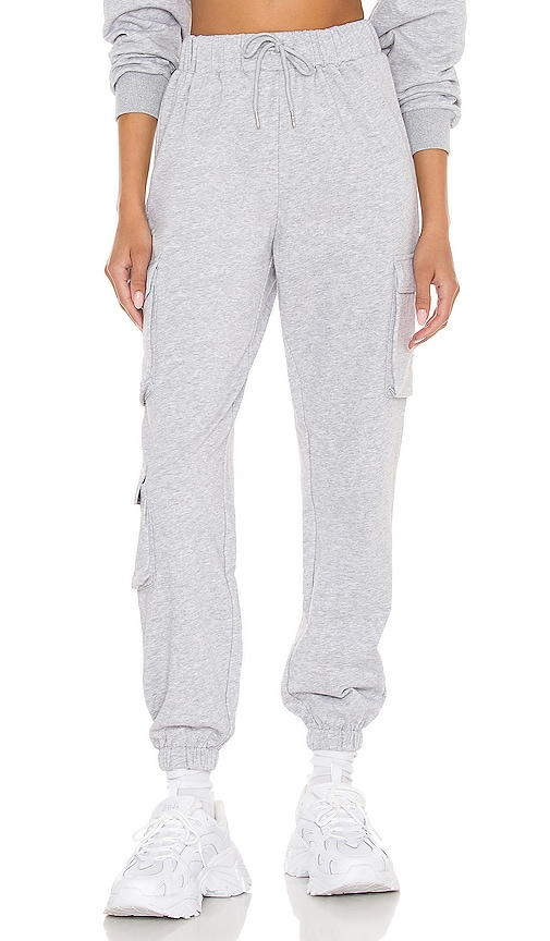 SUPERDOWN Clothing BETHANY CARGO SWEATPANT