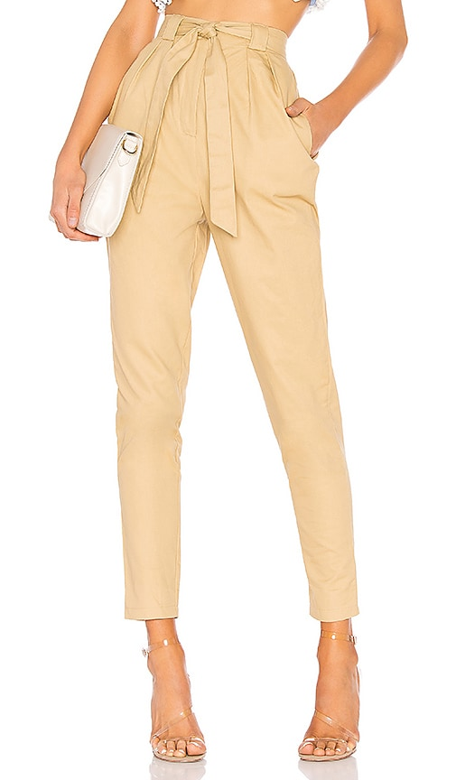 Marla Tie Front Pants