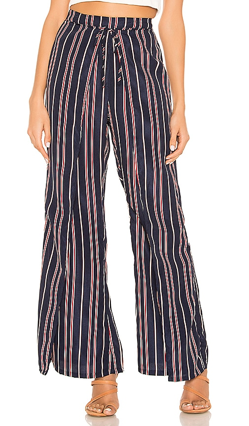 Morgan Tie Front Pants