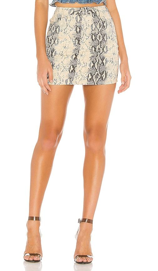 Isabela Mini Skirt