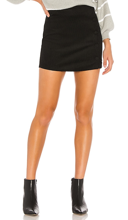 Dylan Corduroy Mini Skirt