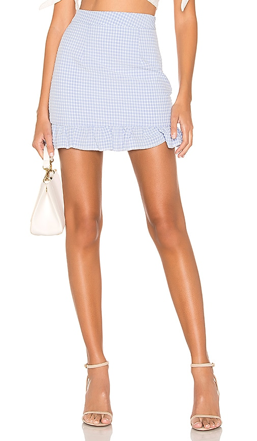 Evey Mini Skirt