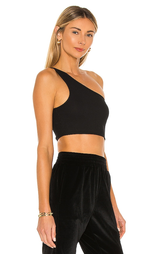 SUPERDOWN Clothing ELLIE ONE SHOULDER TOP