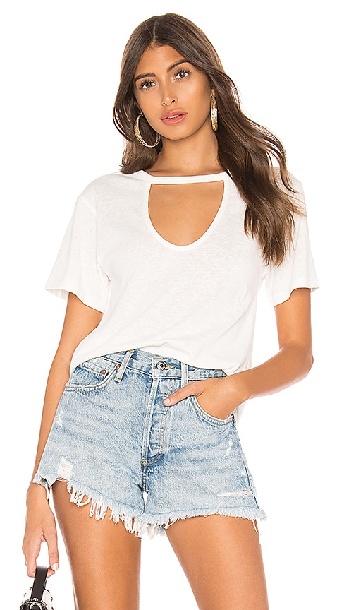 Chaira Cut Out Tee