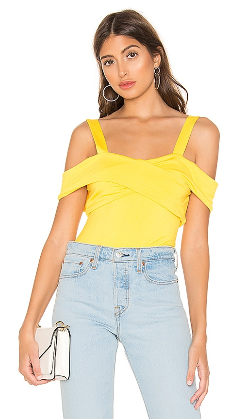 Evie Off Shoulder Bodysuit