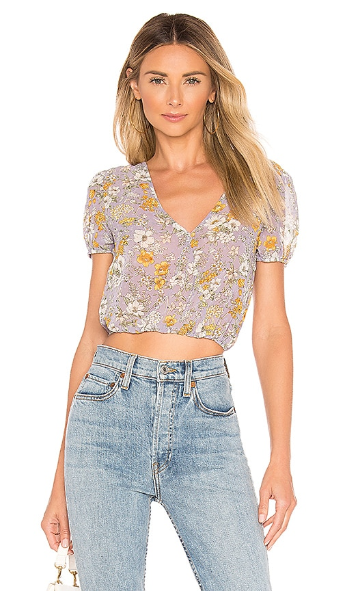 TOP CROPPED SIRENA