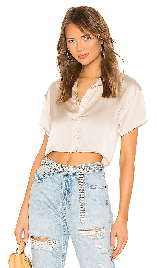 Miriam Button Up Top