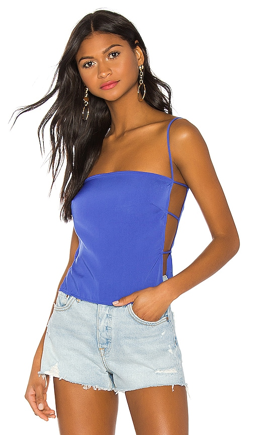 Kait Cut Out Cami Top