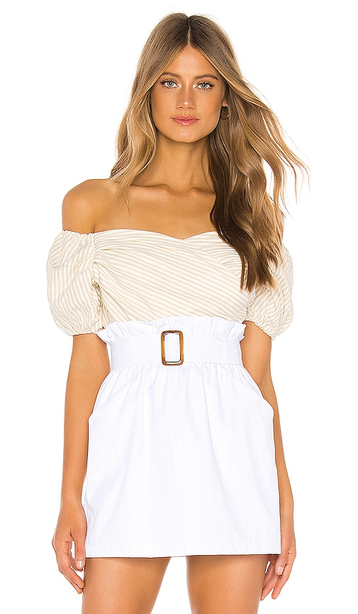 Gabriella Puff Sleeve Top