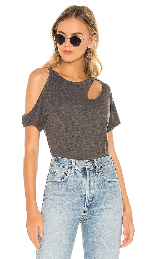 Cinthia Cut Out Tee