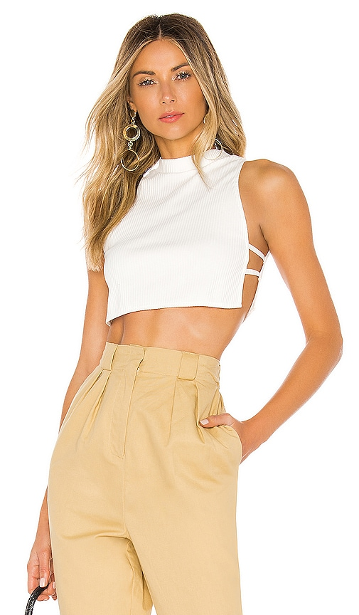 TOP CROPPED CHRISTINA