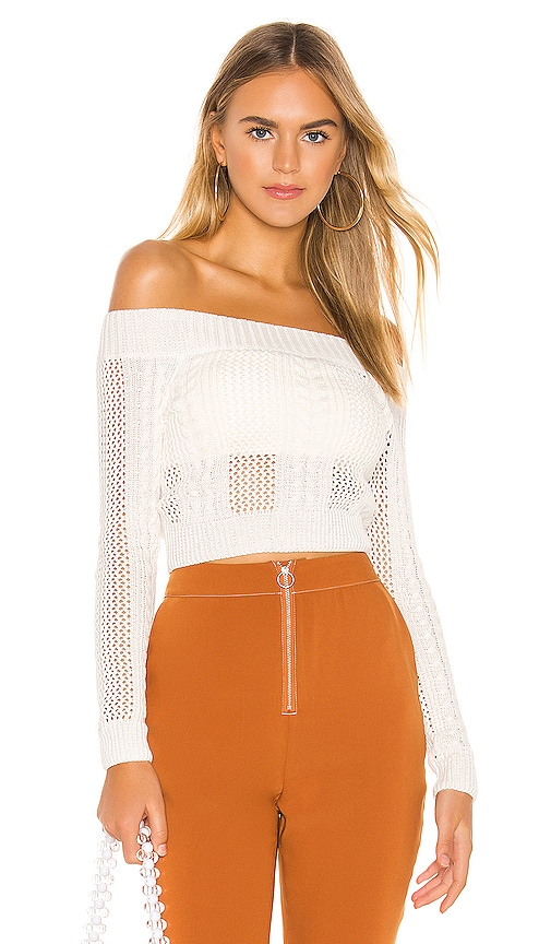 Dalia Off Shoulder Top