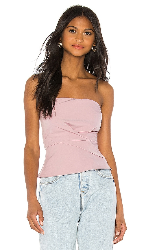 Sophy Strapless Top