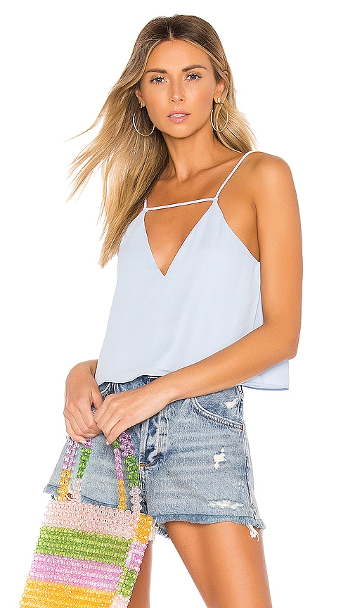 Clair Deep V Cami Top
