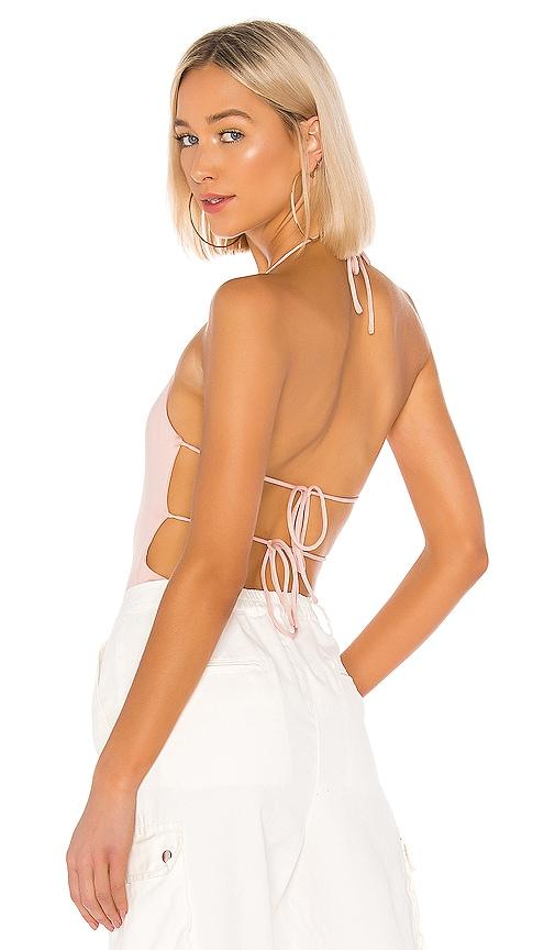 Jordie Tie Back Bodysuit