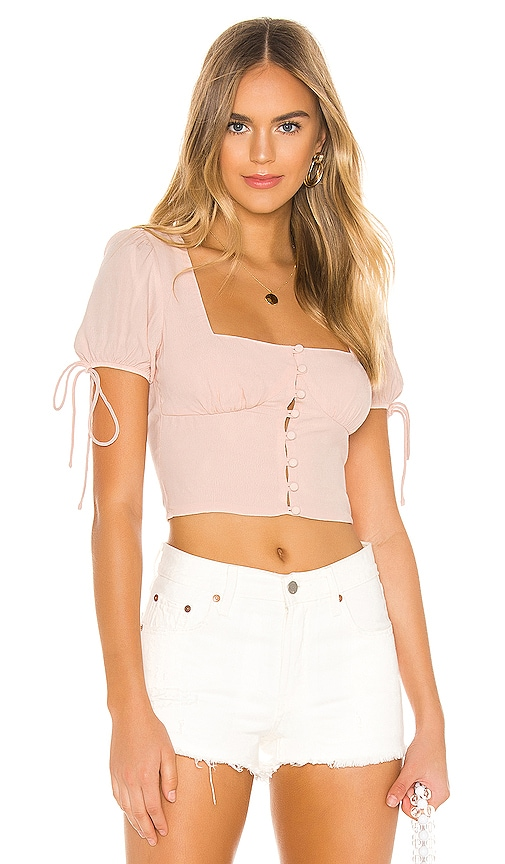 Rosa Button Up Top